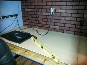 Ham Desk 2