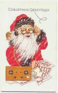 Santa Ham Oldstyle